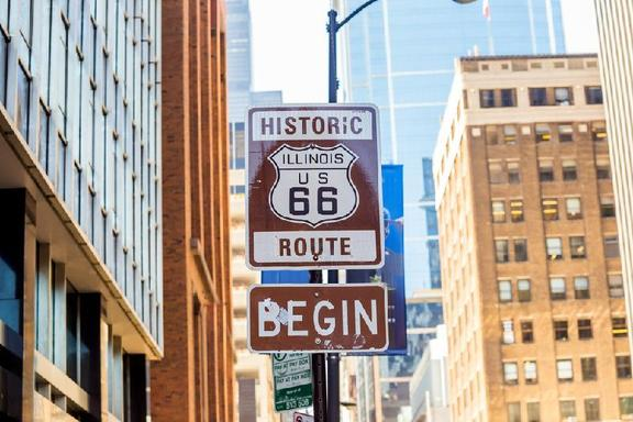 4-Day Chicago & Milwaukee Tour: Route 66, Motorcycles & Skyscrapers