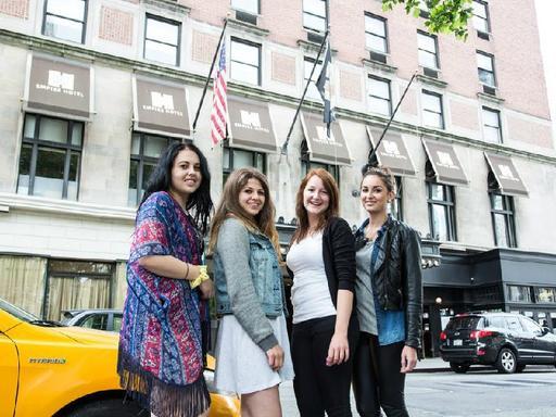 New York Gossip Girl Sites Tour
