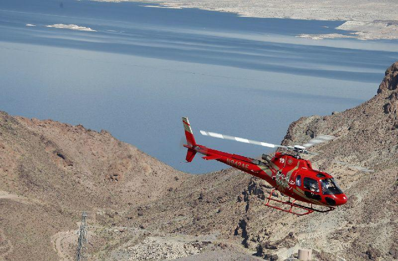 Grand Canyon West Rim Helicopter Tour W/ VIP Dining & Skywalk