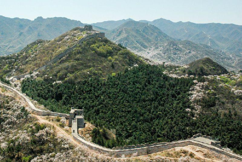 Private Badaling Great Wall Tour W/ Scenic Airplane Flight