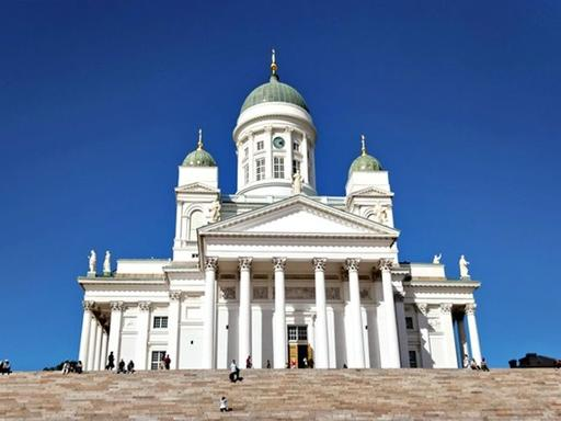5-Hour Helsinki and Suomenlinna Sightseeing Tour