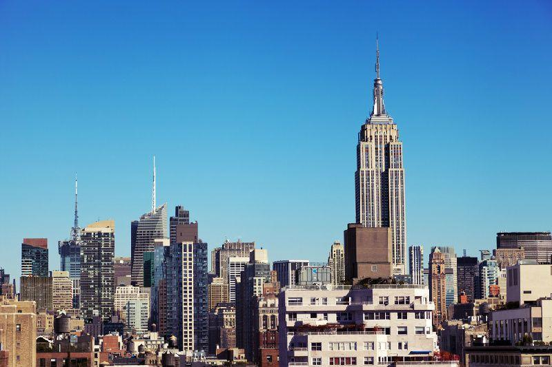 1-Day New York City Tour with Flight From Boston