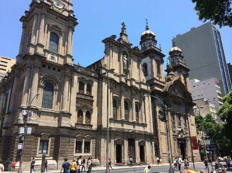 Historical Rio Walking Tour