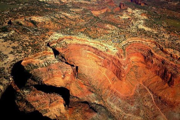 Canyonlands Tour: Island in the Sky