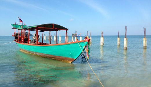 Three Island Cruise From Sihanouville
