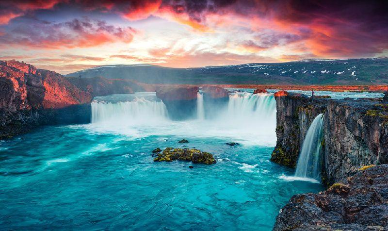 10-Day All Around Iceland Tour Package