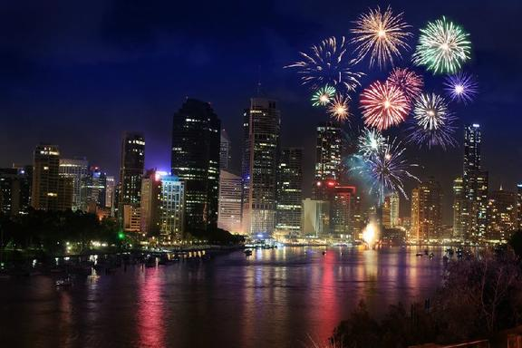 7-Day NYC New Year's Eve & East Coast Tour Package from New York City