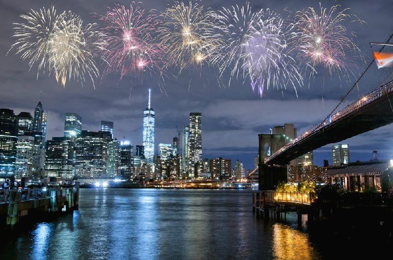8-Day NYC New Year's Eve & East Coast Tour