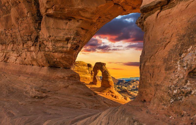 Arches National Park Jeep Tour