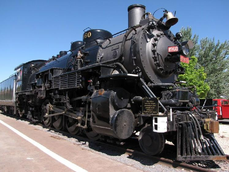 Grand Canyon Railway from Flagstaff