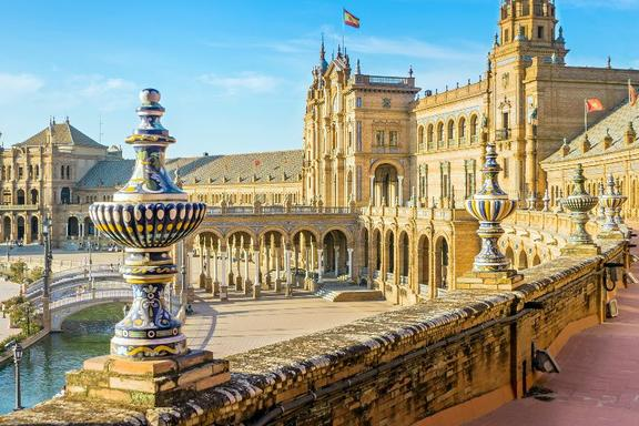 5-Day Andalucia Holiday from Madrid w/ Toledo