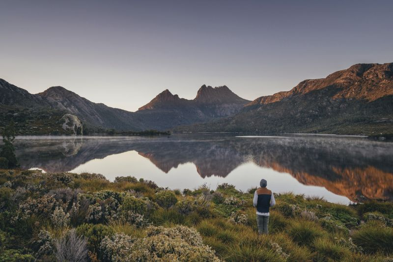Cradle Mountain Day Tour From Burnie