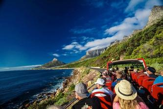 Cape Town Hop-On Hop-Off Sightseeing Tour