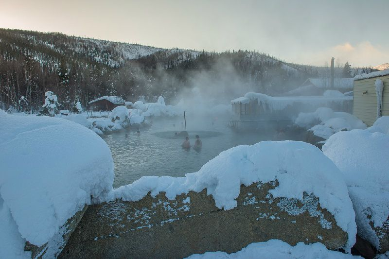 Chena Hot Springs Day Trip From Fairbanks
