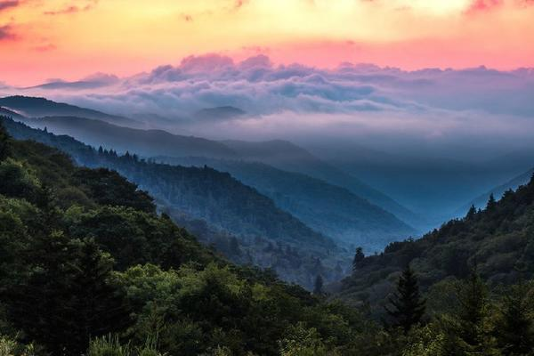 5-Day East Coast Tour From Atlanta W/ Great Smoky Mountains & Pigeon Forge