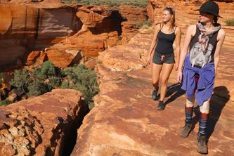 2-Day 4WD Red Center & Ayers Rock Tour