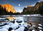 2-Day Yosemite Winter Tour W/ Half Dome Village Heated Tent Cabins