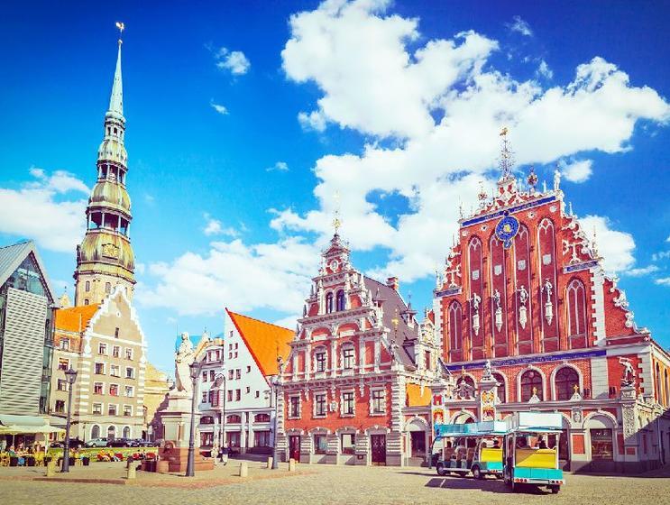 10-Day Baltic Capitals Tour w/ Helsinki