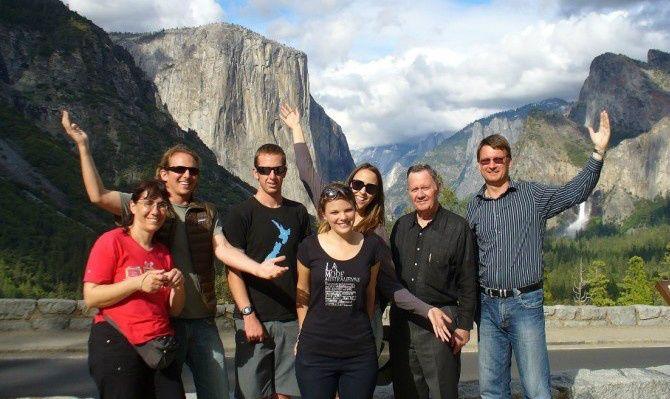 Yosemite National Park Day Trip From San Francisco