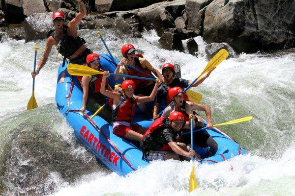 American River Whitewater Rafting