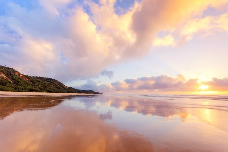 2-Day Fraser Island 4WD Tour