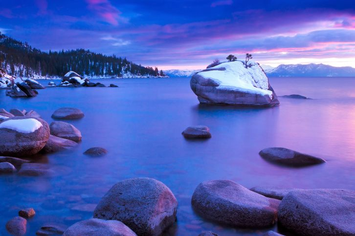 2-Day Lake Tahoe Tour - No Accommodation