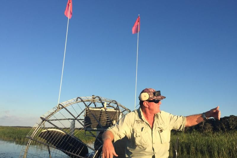 1-Hour Wild Florida Airboat Ride & Admission