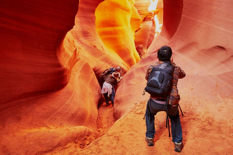 Lower Antelope Canyon & Horseshoe Bend Tour - Small Group