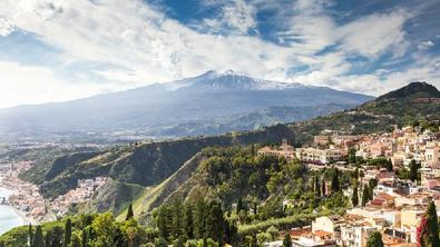 5-Day Sicily Tour Package: Palermo to Taormina