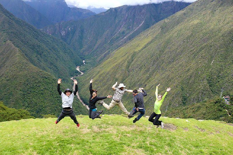 7-Day Trek Along the Inca Trail to Machu Picchu