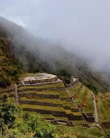 4-Day Inca Trail to Machu Picchu Tour