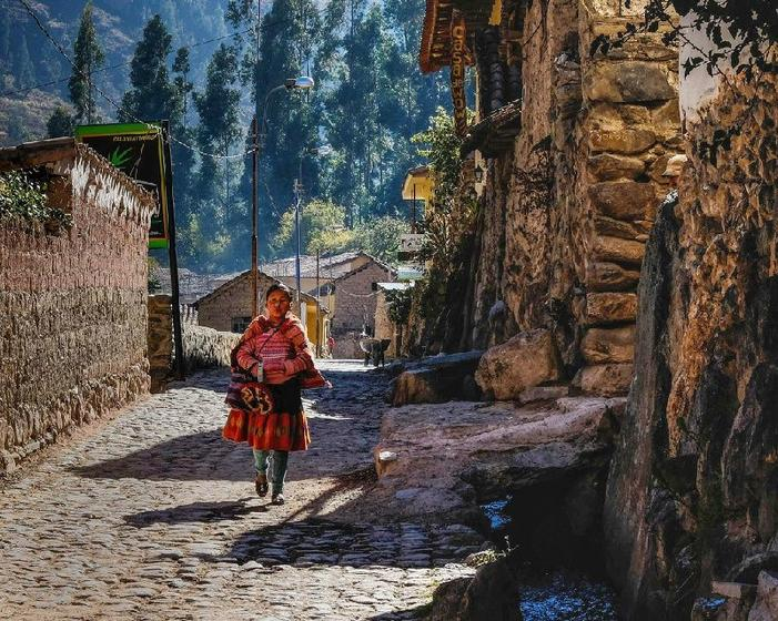 Sacred Valley Tour From Cusco