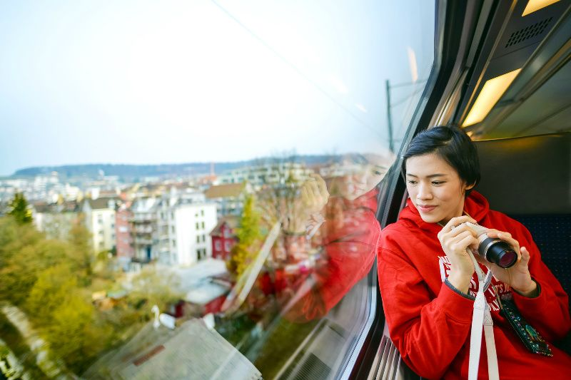 8-Day Grand Train Tour of Switzerland**3-Star Hotel Accommodations**<br>** GoldenPass | Glacier Express | Bernina Express | Gotthard Panorama Express**