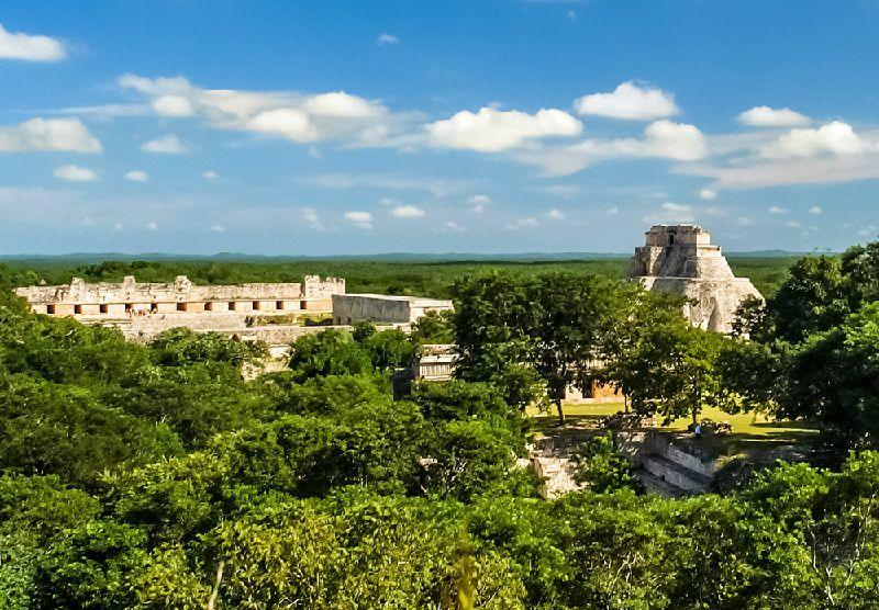5-Day Mayan Wonders of the Yucatan Tour