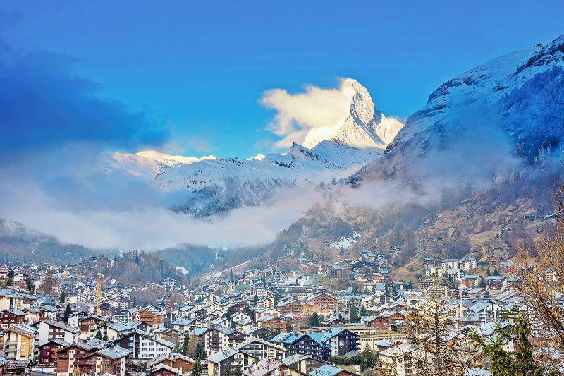 8-Day Swiss Railway Journey: Glacier Express   Bernina Express   Gotthard Panorama Express
