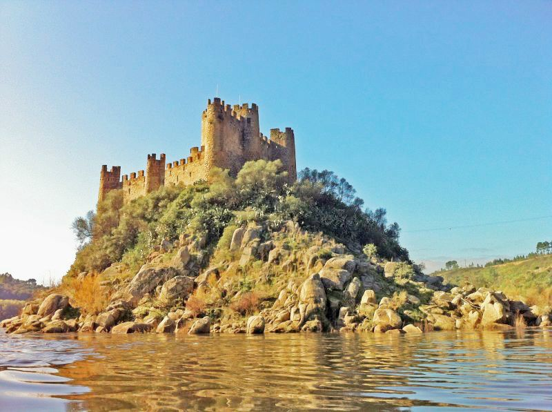 Portugal Knights Templar Day Tour from Lisbon: Almourol Castle | Convent of Christ | Church of Santa Maria do Olival