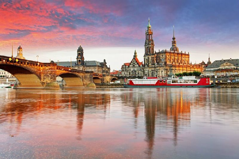 10-Day Central Europe Tour w/ Indian Food: Berlin to Zurich