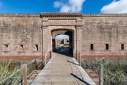 Historical Fort Jackson & Bonaventure Day Tour
