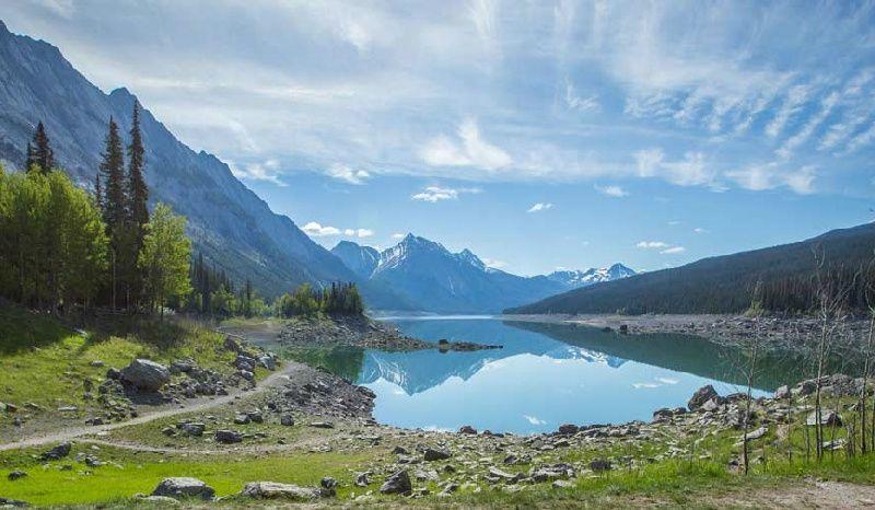 Explore Jasper Tour W/ Maligne Lake Cruise