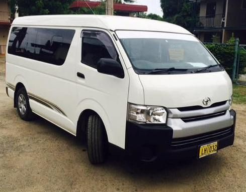 Intercontinental Fiji Resort and Spa to Nadi Airport Transfer