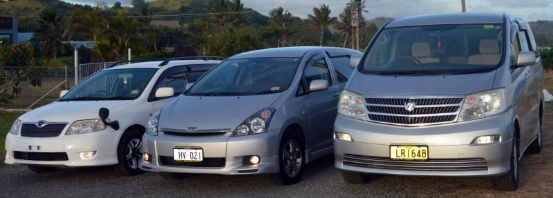 Outrigger Fiji Beach Resort to Nadi Airport Transfer