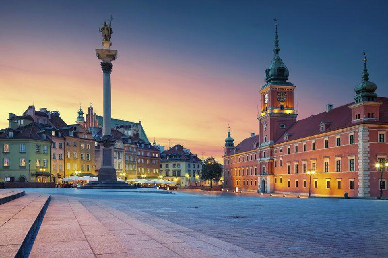 17-Day Nordic-Baltic Tour Package: Copenhagen to Warsaw
