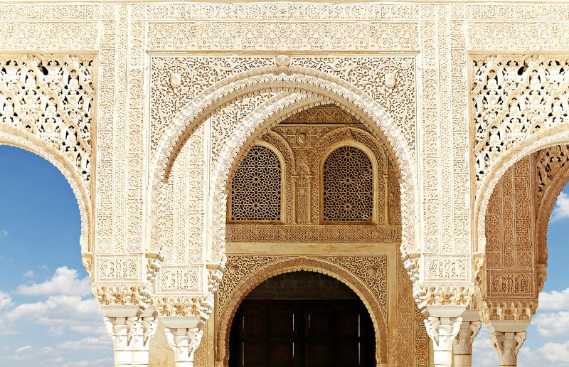 Granada Alhambra and Generalife Gardens Afternoon Tour**April through mid-October at 4:45pm**