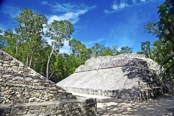 Coba Archaeological Site & Choo Há Cenote Tour