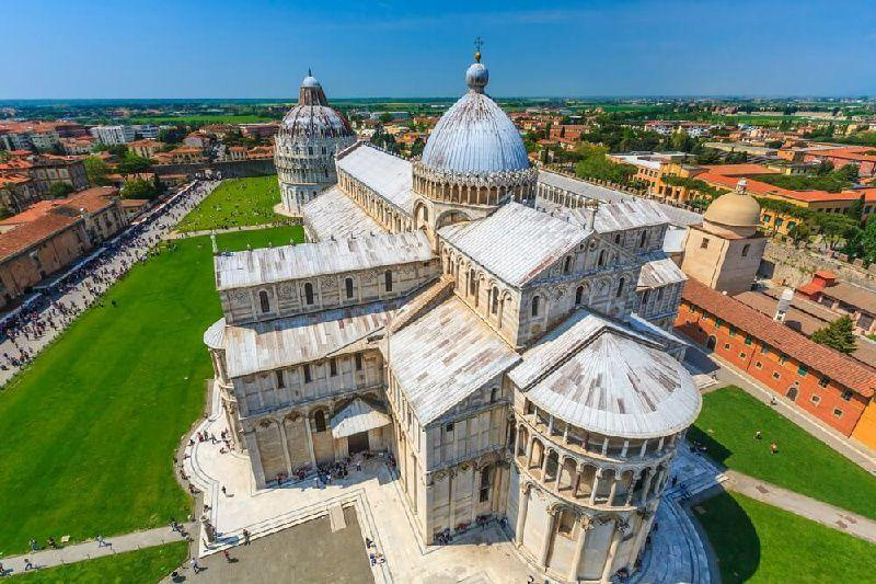 2-Hour Pisa Walking Tour w/ Square of Miracles and Pisa Cathedral