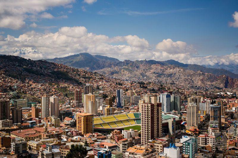 Contrasts of La Paz City Tour