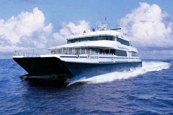 Boston to Provincentown Ferry - Roundtrip