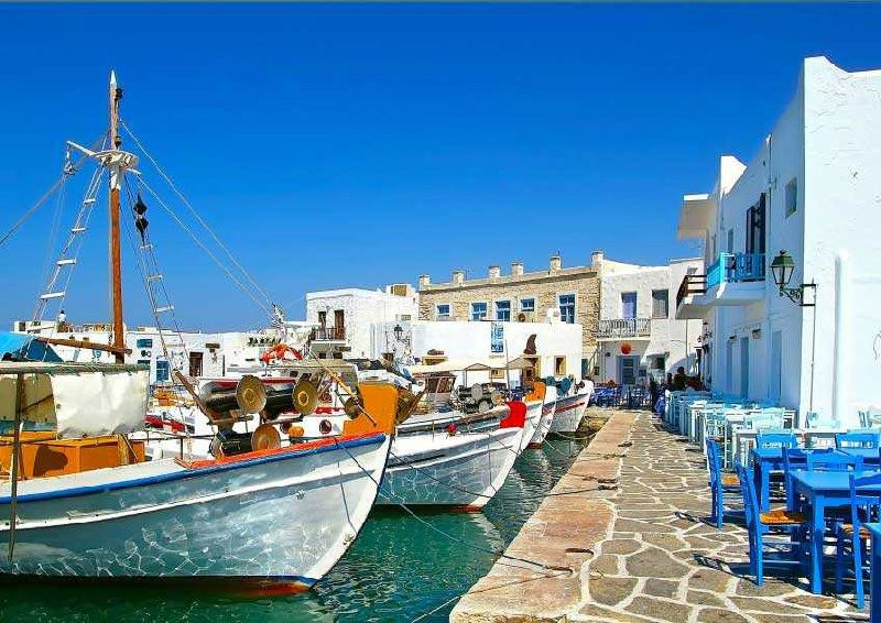 10-Day Greece Tour Package: Athens - Mykonos - Paros