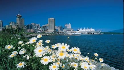 7-Day Vancouver, Victoria, Chemainus & Canadian Rocky Mountain Summer Tour Package