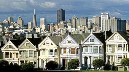 7-Day San Francisco, Yosemite Tour with Seven Theme Items at Your Choice  (With LAX Airport Transfer)